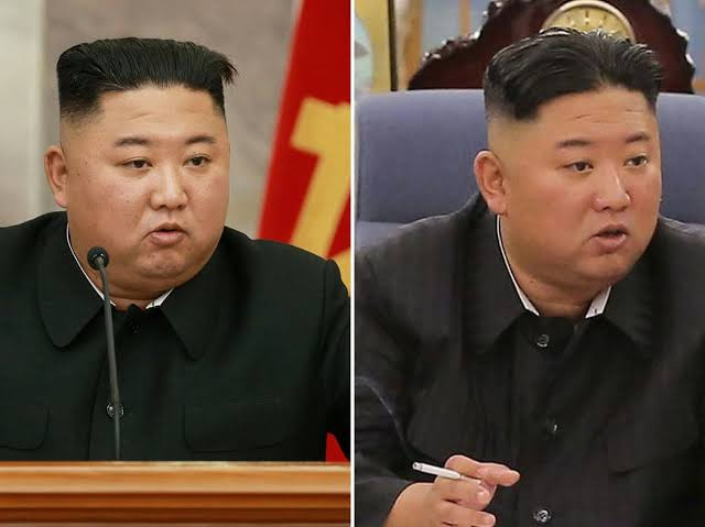 North Korea for the first time publicly admits that Kim Jong Un has lost weight by airing unusual interview