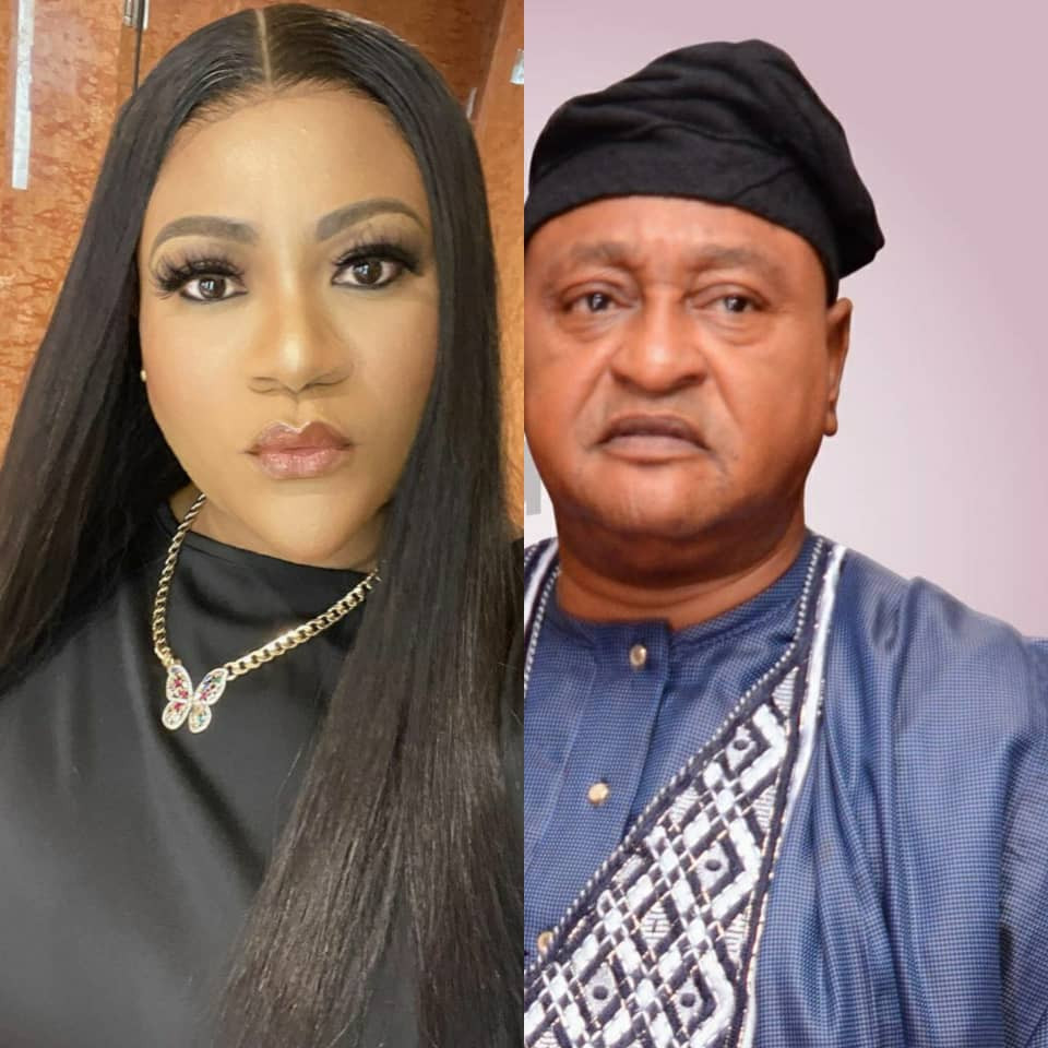 Jide Kosoko made a public threat to my life. I hope you are ready for what you started?- actress Nkechi Blessing Sunday