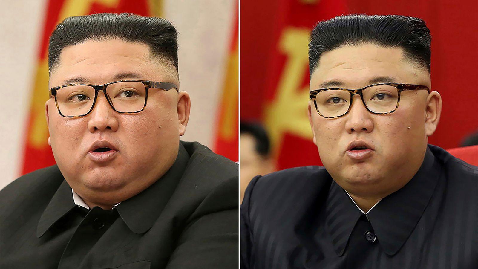North Korean leader, Kim Jong Un