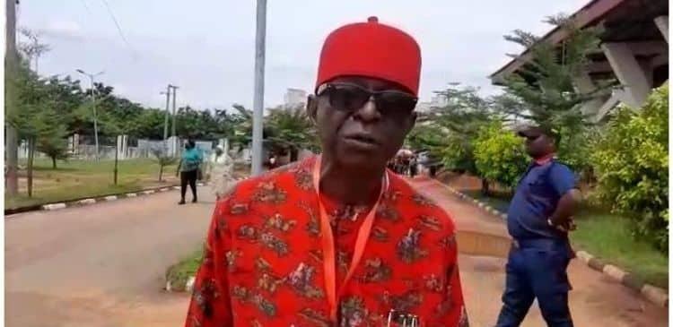 PDP must give me back my N26 Million - Anambra gubernatorial candidate, Maduafokwa Olisakwe (video)