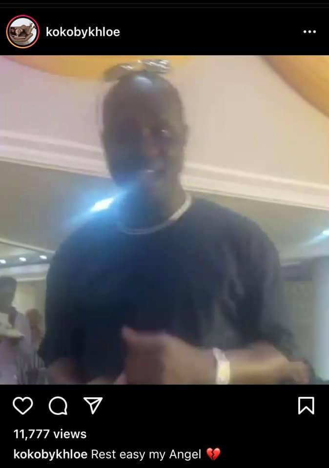 Davido?s crew member, Obama DMW is dead (video)
