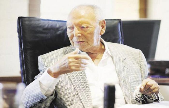 Egyptian Billionaire , Onsi Sawiris  dies at 90