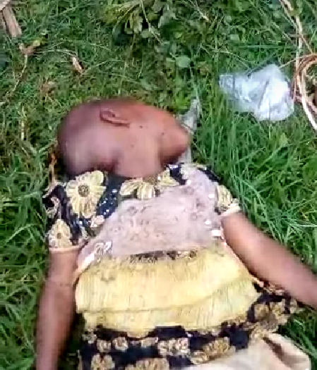 Kenyan woman allegedly kills her 4-year-old daughter, dumps body in pit latrine  (graphic photos)