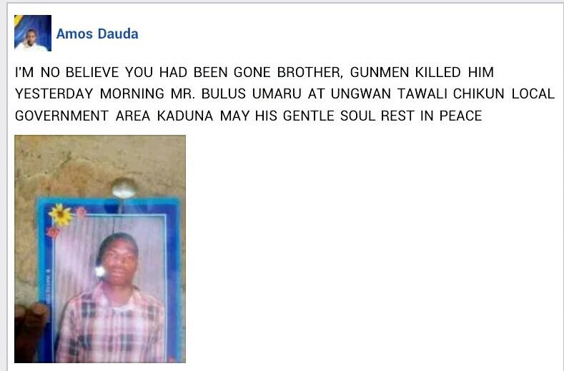 Bandits kill seven in Kaduna