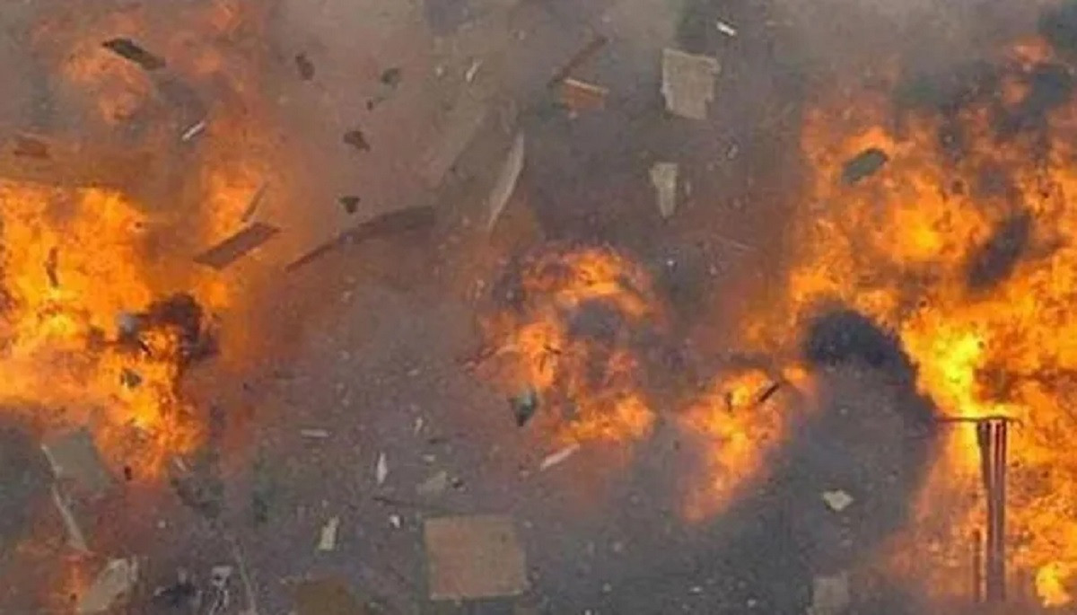 Explosion kills 1 and injures 2 in Kaduna