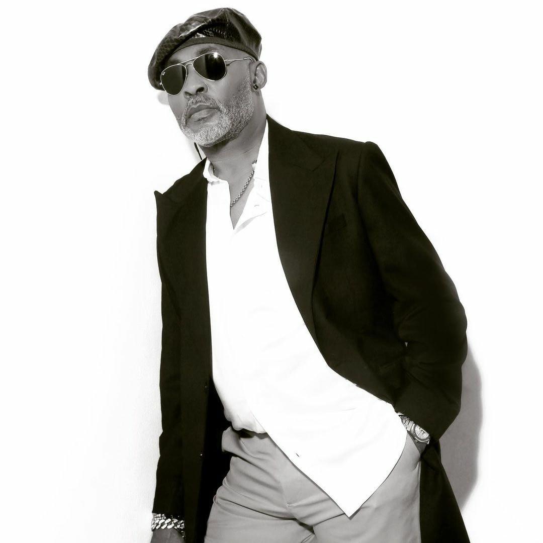 Richard Mofe-Damijo releases new photos as he turns 60