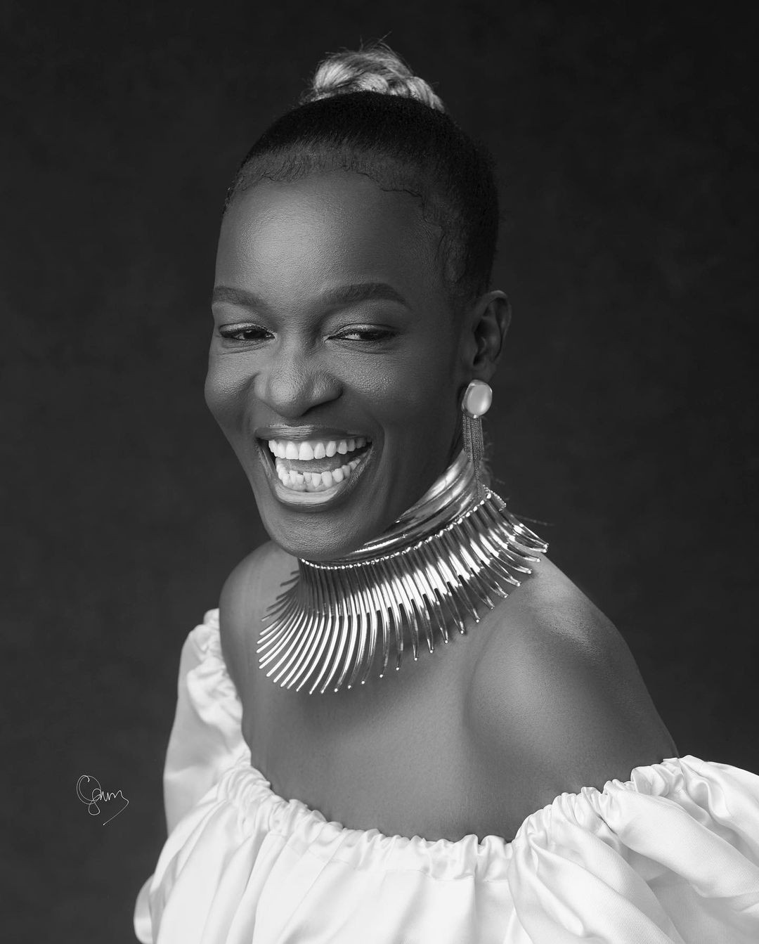"""""""To the woman who became my father""""- Instagram comedian, Brodashaggi celebrates his mum as she turns a year older"""