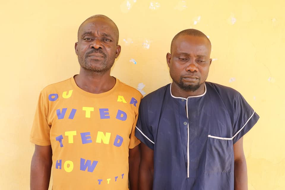 Police arrest two suspected human traffickers, rescue 5 female victims in Niger state