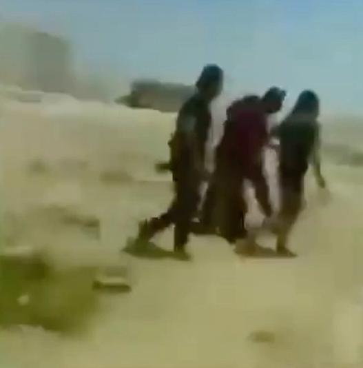 Syrian girl dragged to abandoned house and shot by her kinsmen in honor killing for refusing to marry her cousin
