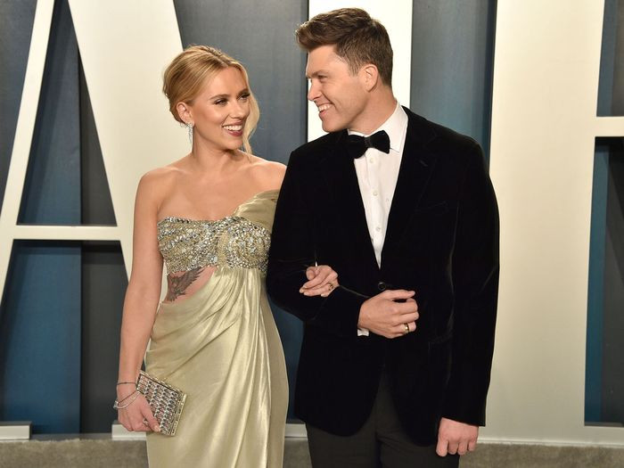 Actress Scarlett Johansson reportedly pregnant with her second child