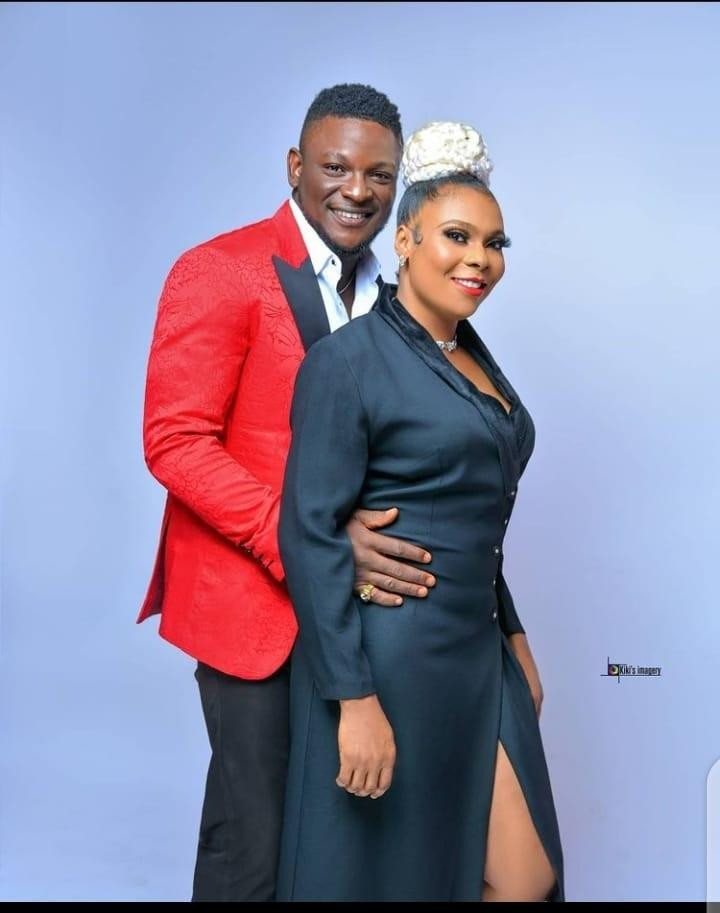 Actor Tim Ebuka and wife welcome a baby girl
