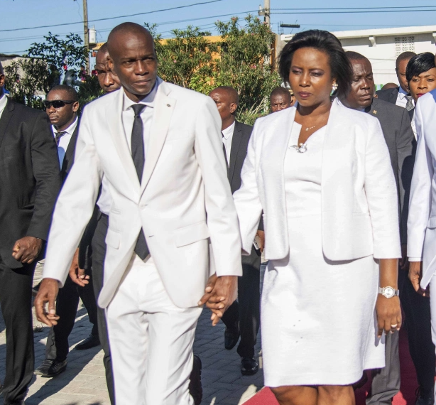 Police shoot dead four of Haitian president?s killers and arrest two more