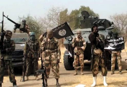 Boko Haram terrorists attack Yobe community in armoured vehicle