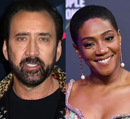 Tiffany Haddish reveals she had her first orgasm while watching Nicolas Cage in Face/Off film as a teen