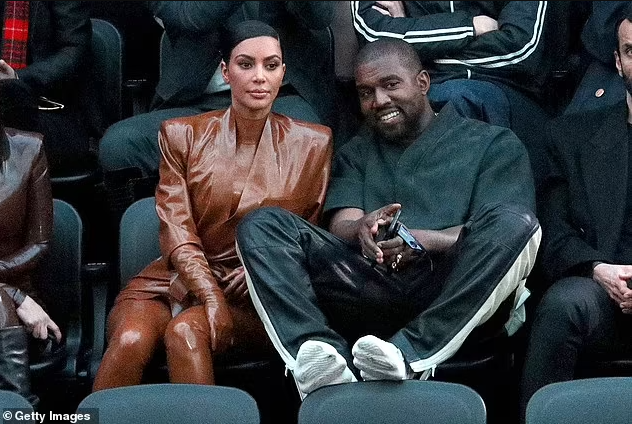 Kanye West reportedly helping Kim Kardashian with KKW re-branding despite their on-going divorce