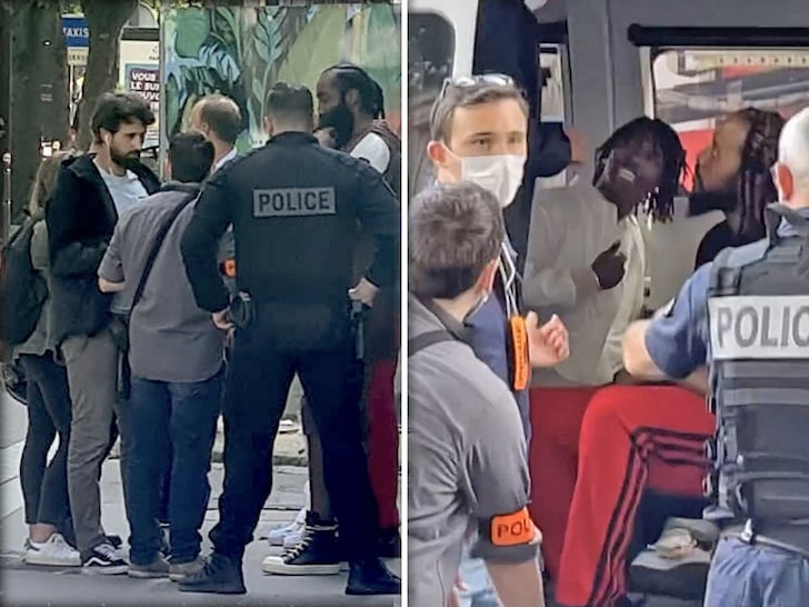 Rapper, Lil Baby reportedly arrested in France for weed possession (photos)