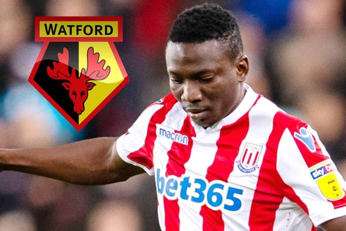 Super Eagles midfielder, Oghenekaro Etebo completes medicals ahead of Watford move
