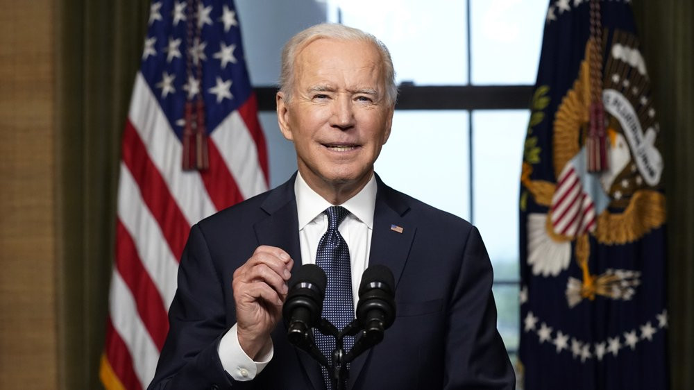 US President, Joe Biden staunchly?defends total withdrawal of troops from Afghanistan as Taliban advances and captures more territory