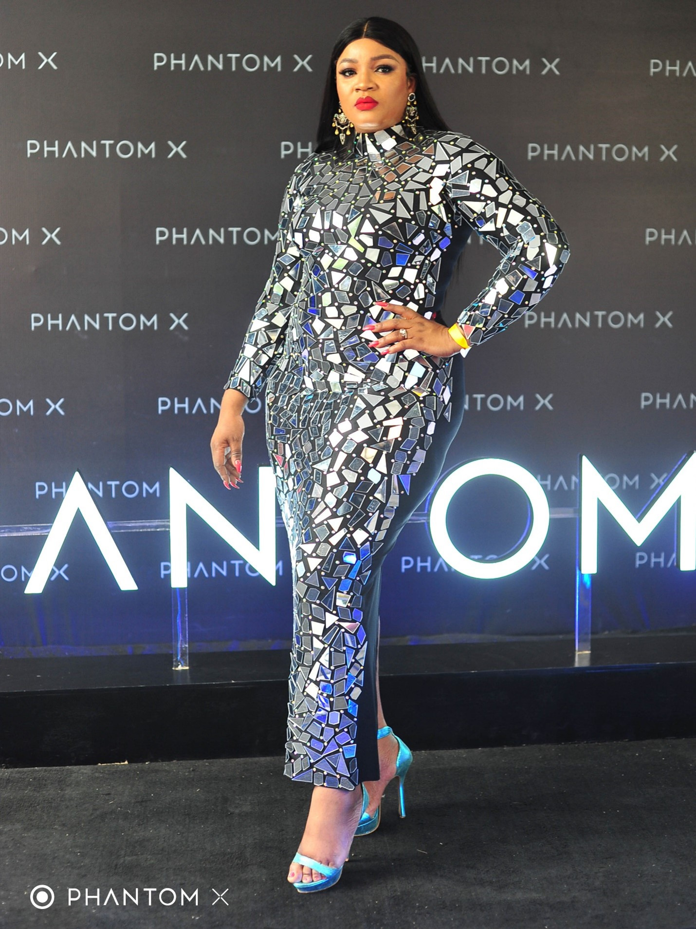 Throwback: How Celebrities Showed Up Dazzling At The Phantom X Launch