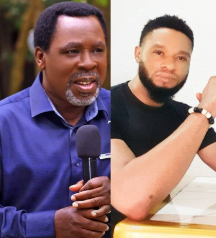 ''There is no love in Christianity''- Nigerian clergyman speaks on General Overseers decision not to attend TB Joshua's burial