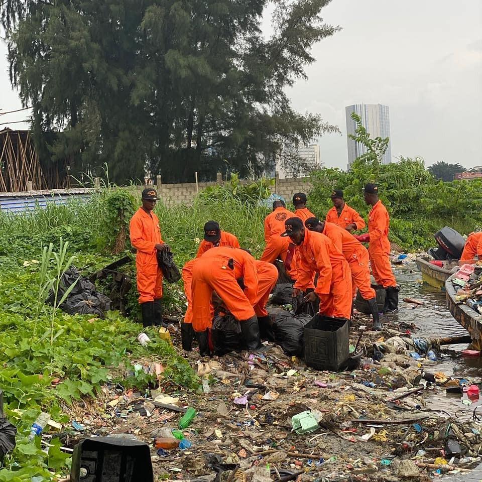 WBF CEO Tayo Okoya embarks on impressive campaign to give back to the society (photos)