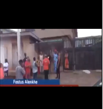 Sisters leave decomposing corpse of their mother in their Benin apartment 9 days after her death, because the Lord instructed them not to tell anyone (video)