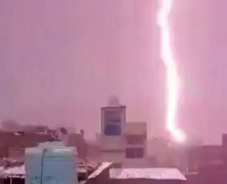 At least 11 people killed by lightning while taking selfies on watch tower