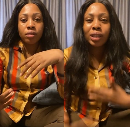 Lady narrates how she was almost kidnapped and killed by kidnappers in Ikoyi