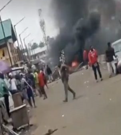 Several allegedly killed as soldiers and touts clash at Ladipo market
