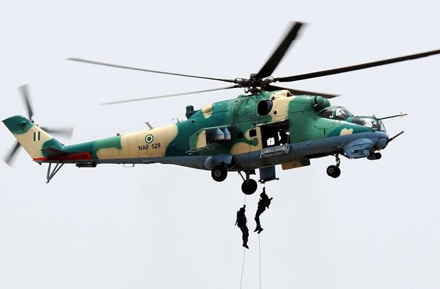 Nigeria Air Force denies reports its airstrike killed woman and four children in Zamfara