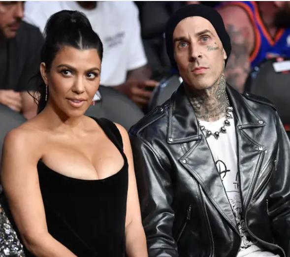 Kourtney Kardashian engaged after Travis Barker proposed in Las Vegas
