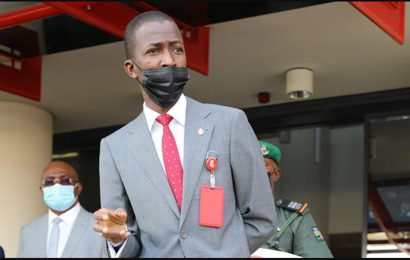 EFCC warns hotels to stop helping internet fraudsters after recent raid in Lagos?