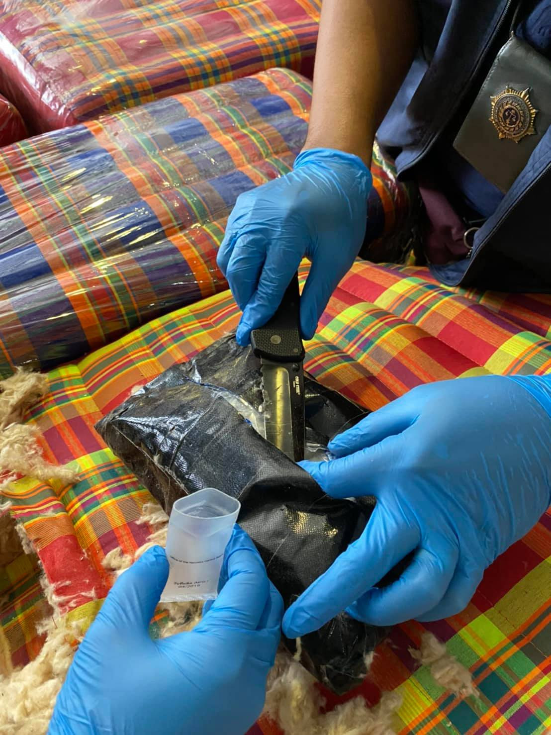 Nigerian, two others arrested in Thailand after drugs were found in mattresses destined for Hong Kong