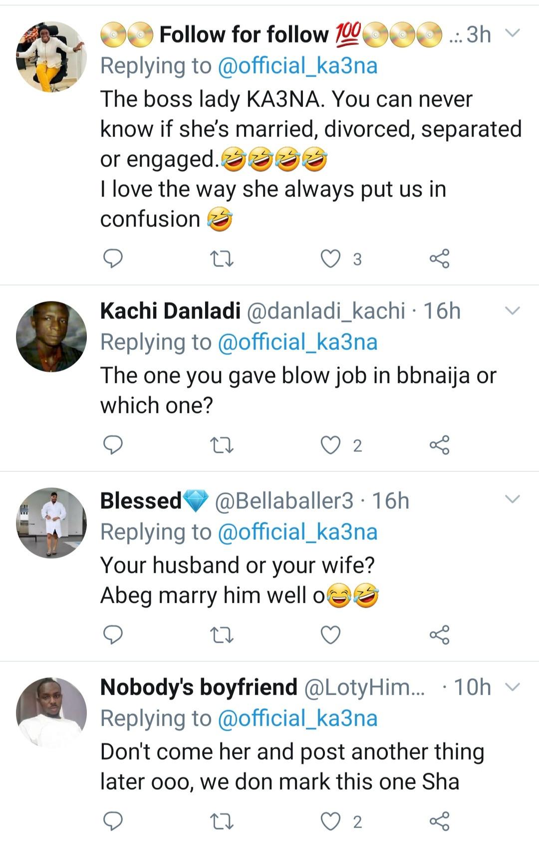 Fans reacts as BBNaija