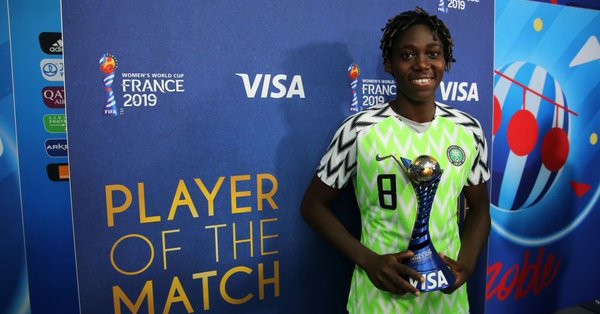 Super Falcons to camp in Austria without star player and captain Asisat Oshoala