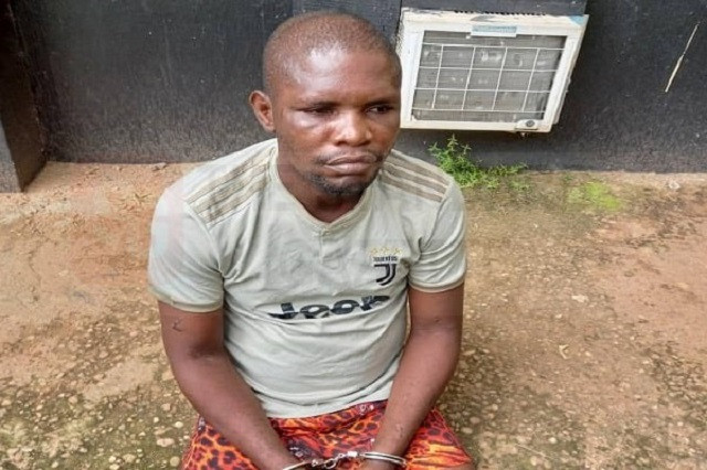 Police arrest member of notorious robbery gang that specializes in robbing bank customers in Edo