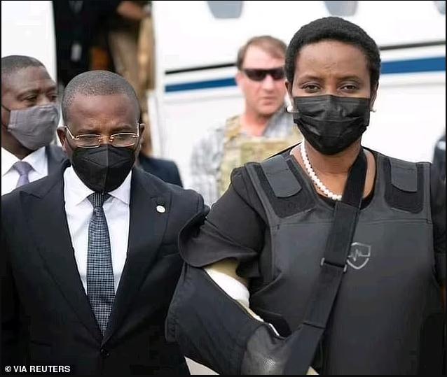 Widow of Haiti