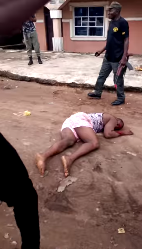 Man goes berserk, stabs RCCG pastor to death in Imo (videos)