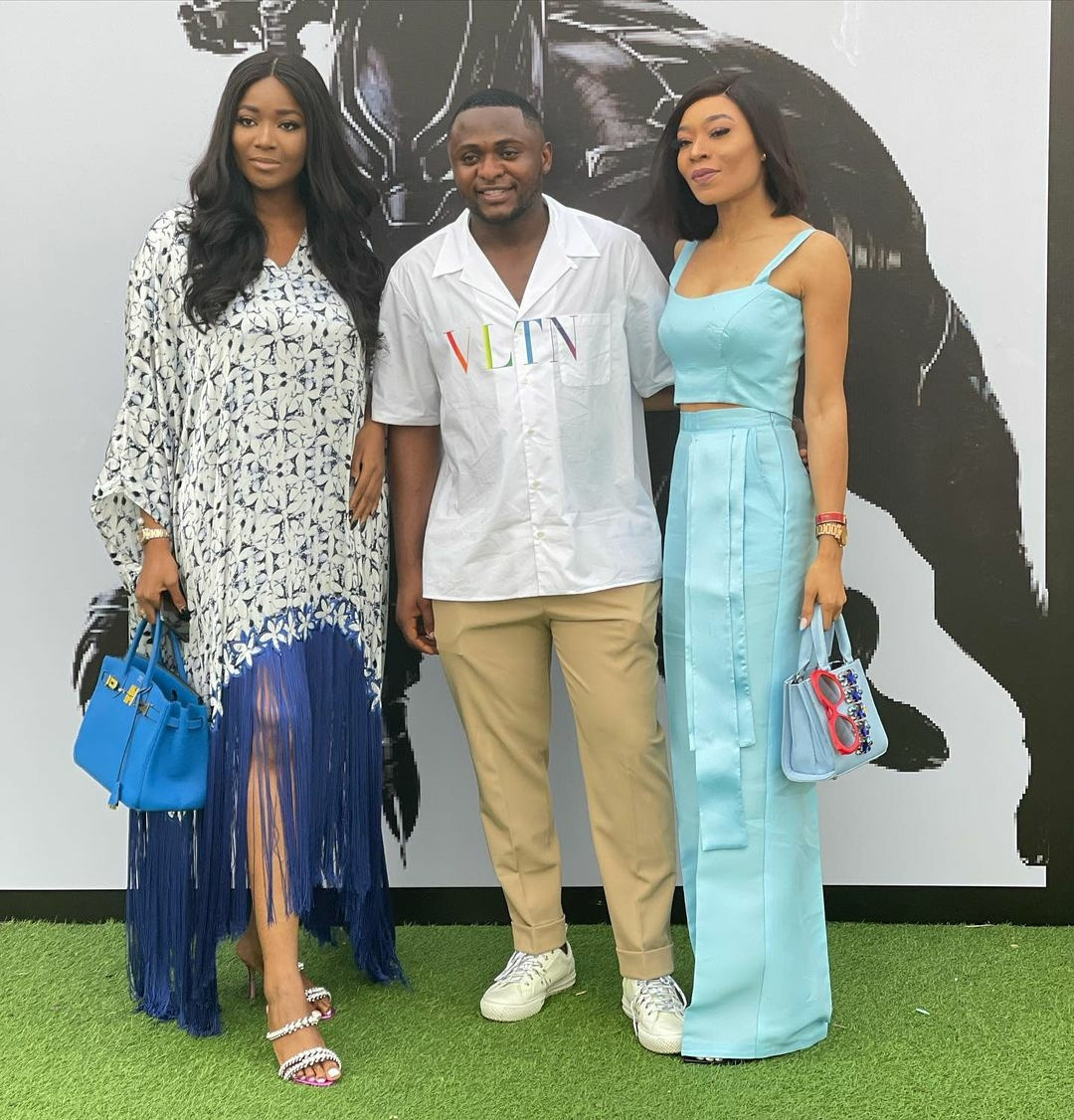 More photos from Ubi Franklin and Lilian Esoro