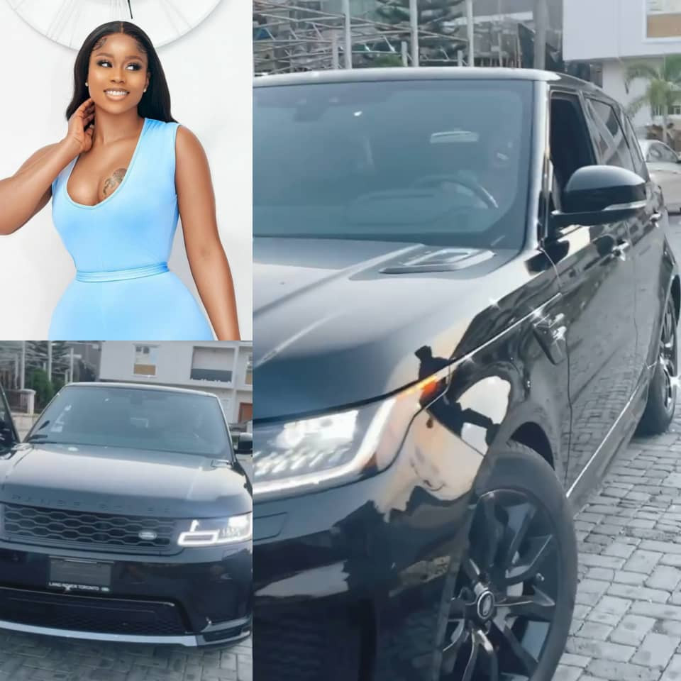 Actress Lilian Afegbai acquires Range Rover 2020