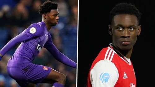 Why I promoted Nigerian starlets Okonkwo, Balogun to first team ? Arsenal coach Mikel Arteta reveals