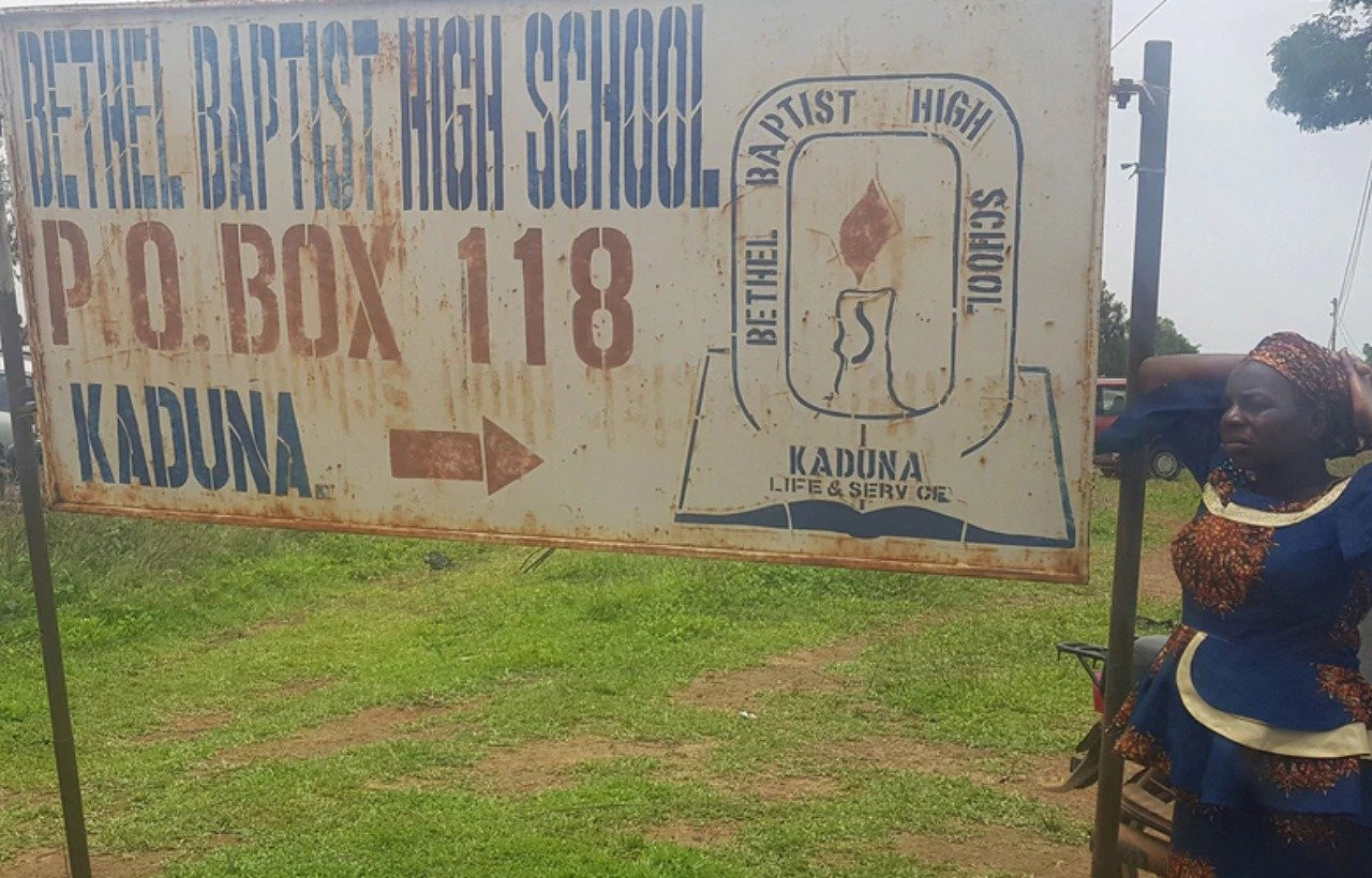 Two abducted Kaduna Baptist school students rescued - Police