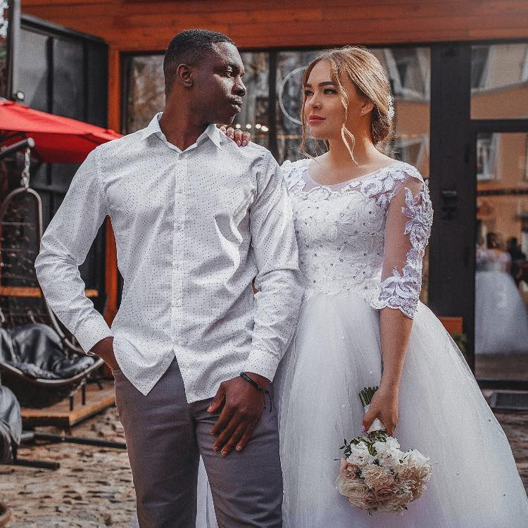 Russian wife of Nigerian man who drowned while rescuing a girl, faces racist online attacks and death threats