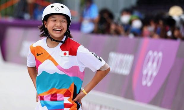 13-year-old Momiji Nishiya becomes one of Japan
