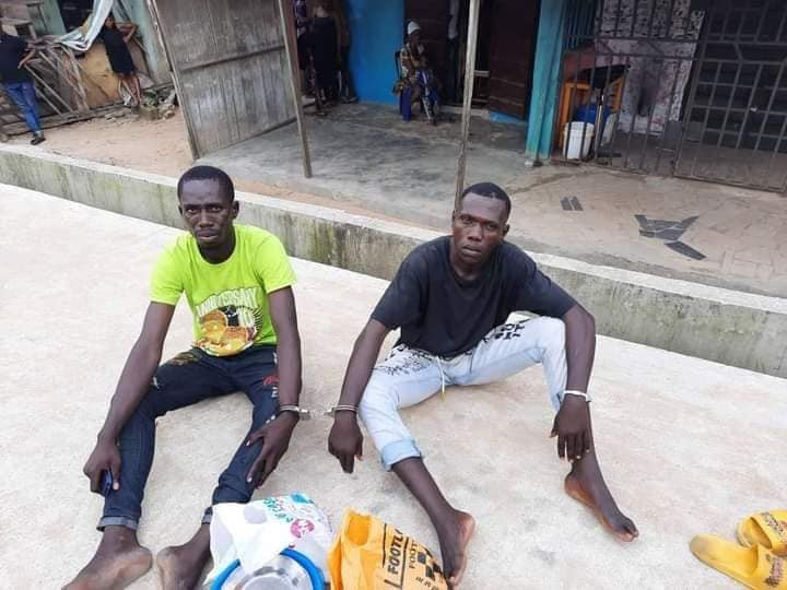 Two suspected cultists arrested over murder of soldier in Bayelsa