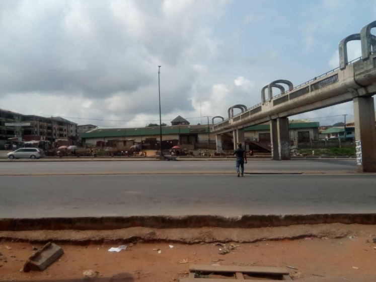 Banks in shops in Onitsha and Nnewi shut down over Nnamdi Kanu