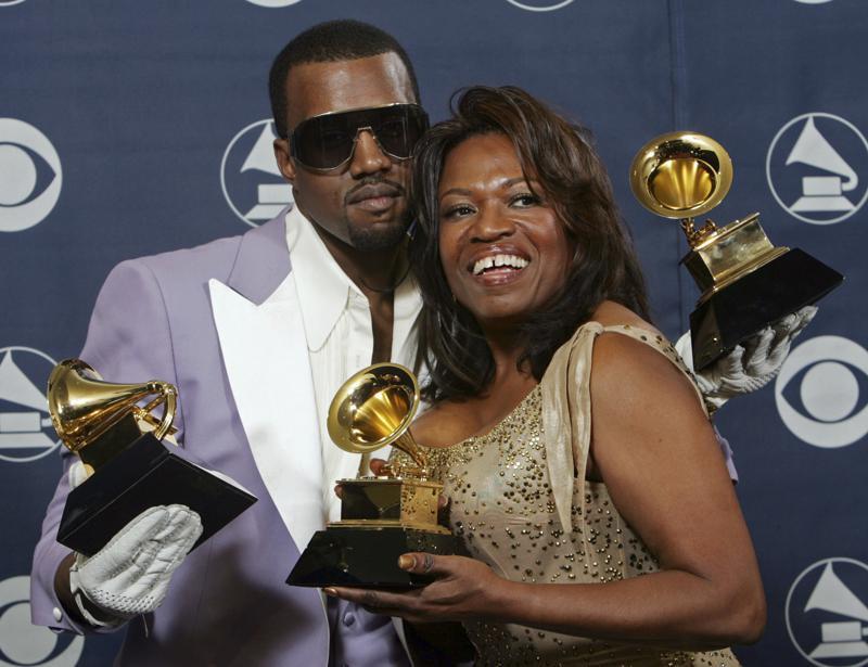 Kanye West living in Atlanta