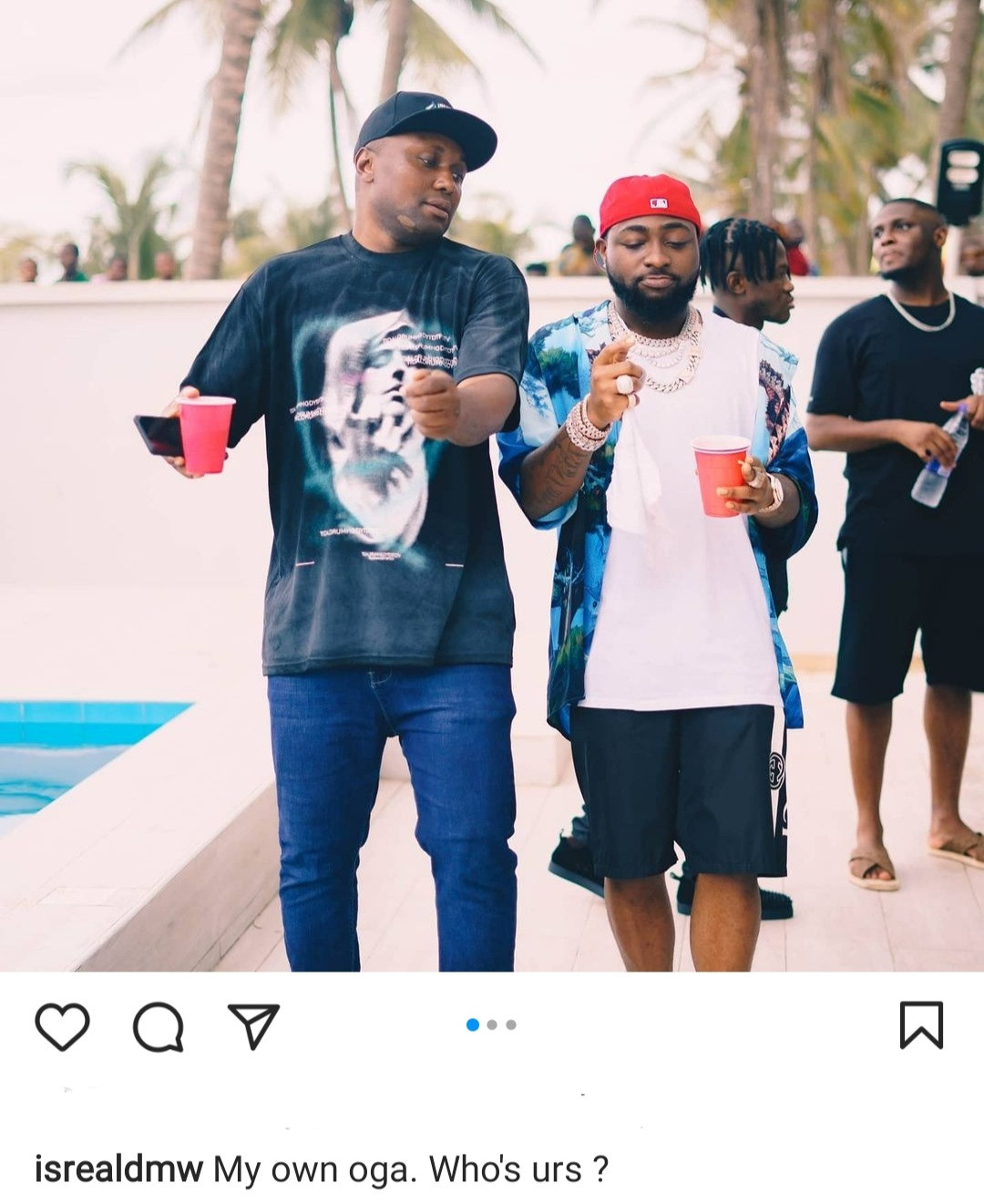 """Israel DMW reveals why he will continue to """"worship"""" Davido despite being older than him"""