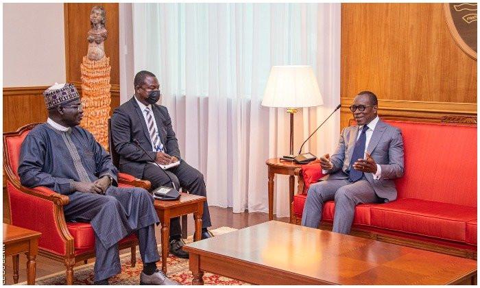 Buratai meets President of Benin Republic