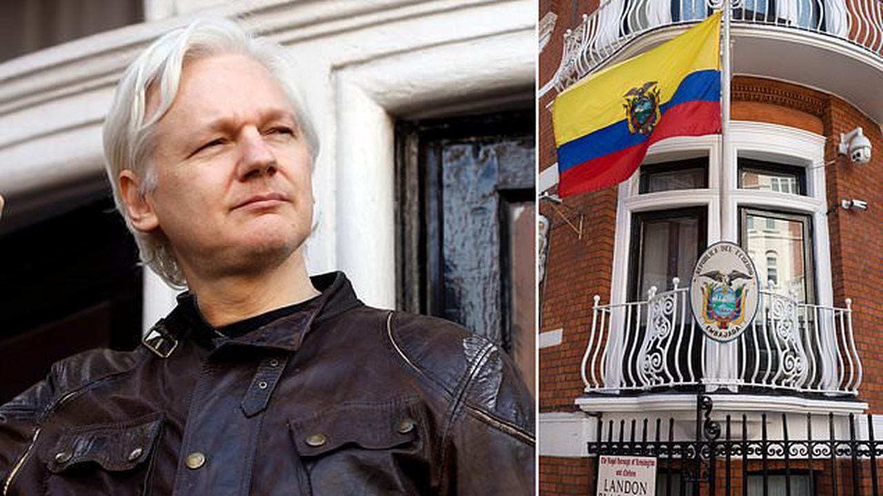 WikiLeaks founder, Julian Assange is stripped of his citizenship by Ecuador over claims of unpaid fees and false documents?